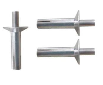 Remaches de accionamiento de martillo de aluminio