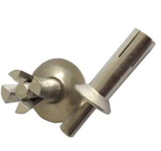 Csk Head Hammer Remache de aluminio
