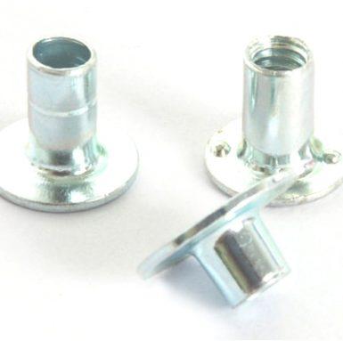Disco de soldadura tuerca acero al carbono zinc